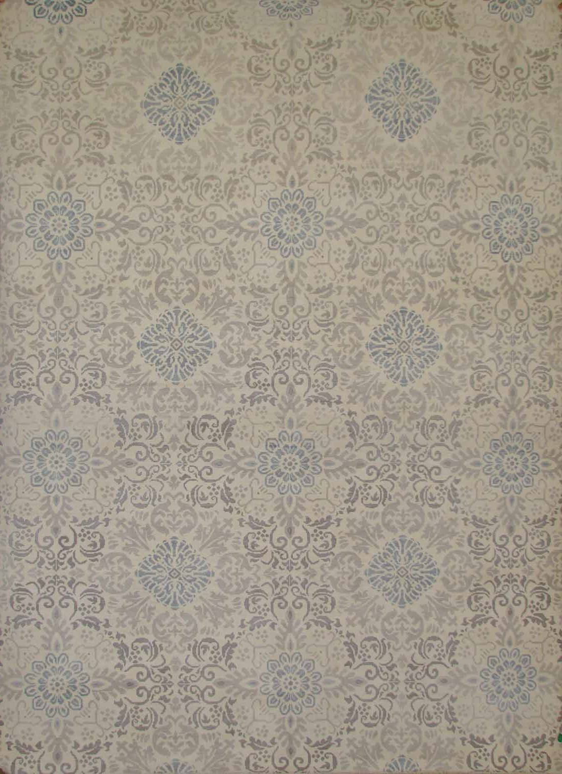 Hand Knotted Transitional Rugs Casual Rugs P Knot 19704