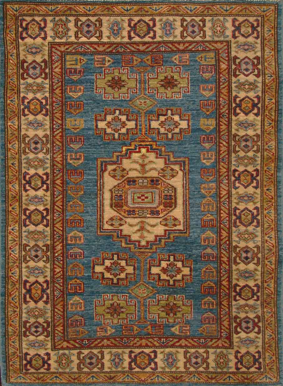 Tribal Rugs  Persian SUPER KAZAK Oriental Designer Hand Knotted 19995