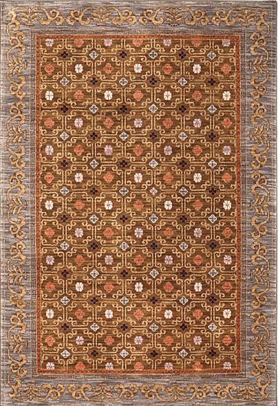 Traditional Rugs & Oriental Rugs-SPICE MARKET-Oriental Designer Rugs