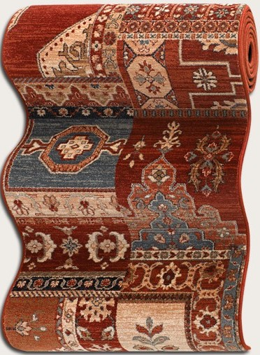 Hall & Stair Runner Rugs-Timeless Treasures-Oriental Designer Rugs