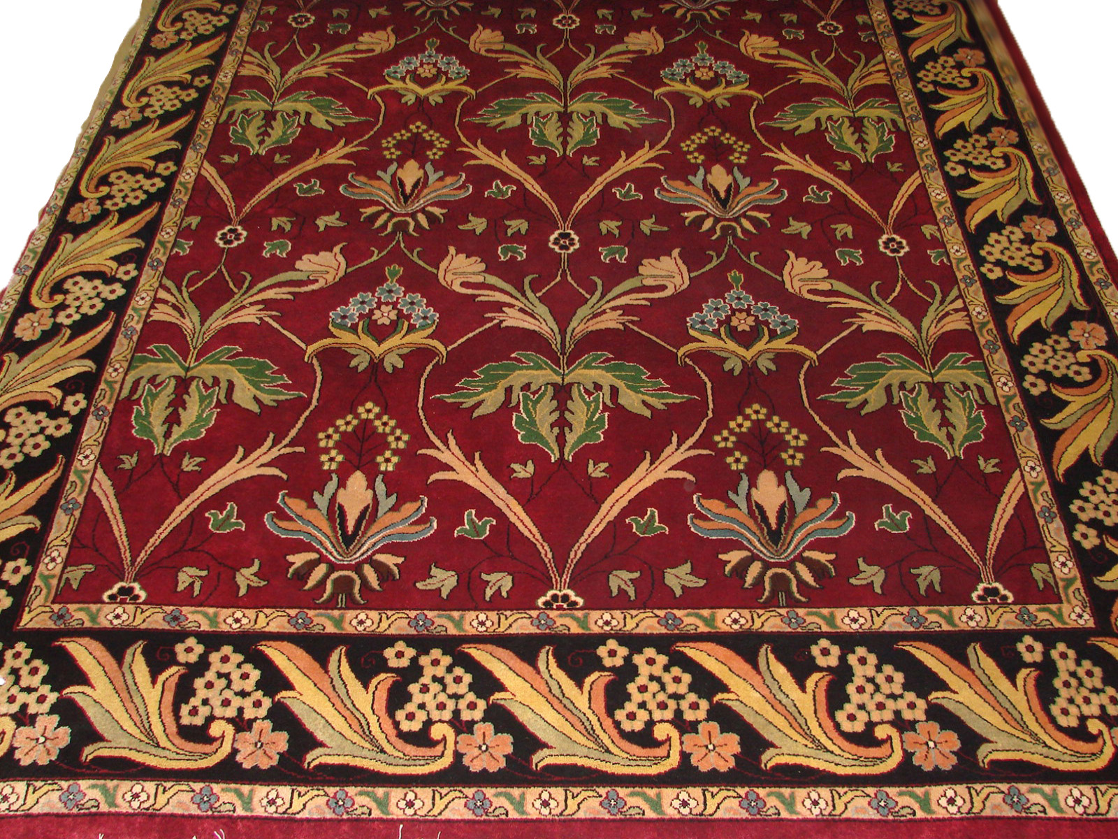 Clearance Rugs Discontinued Kashan 901 Oriental Designer