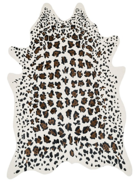 Animal Print Rug & Cow Hides-GRAND CANYON-Oriental Designer Rugs