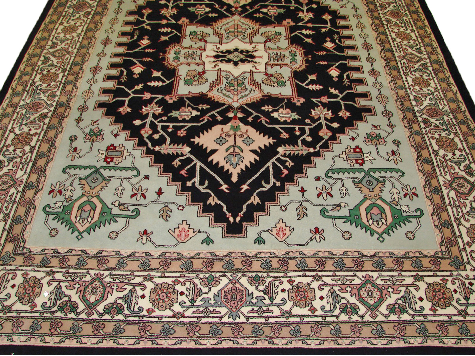 Clearance Rugs Discontinued Serapi Oriental Designer
