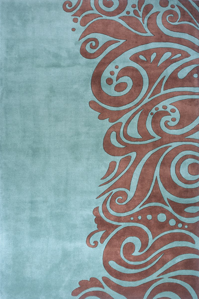 Contemporary and Modern Rugs-NEW WAVE-Oriental Designer Rugs