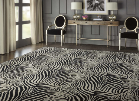 Custom Rugs-Wildlife-Oriental Designer Rugs