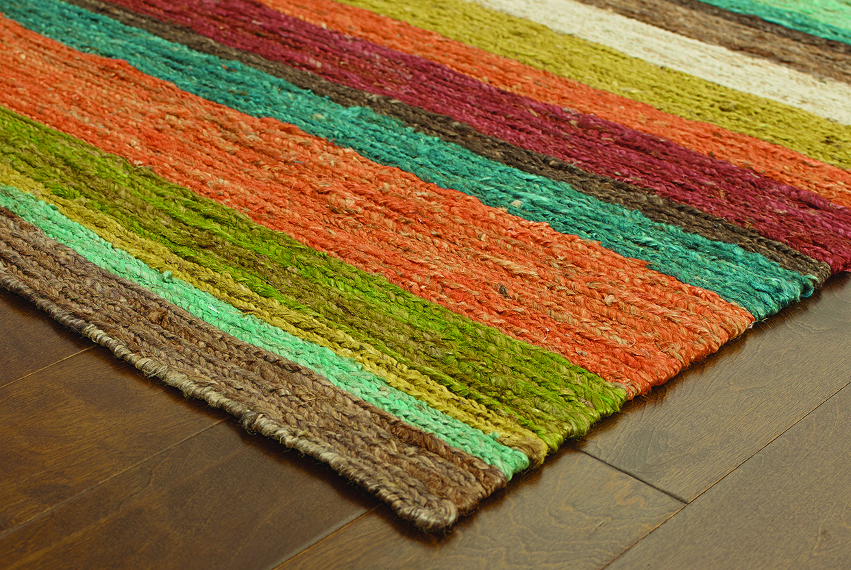 Solids & Stripes Rugs-VALENCIA-Oriental Designer Rugs