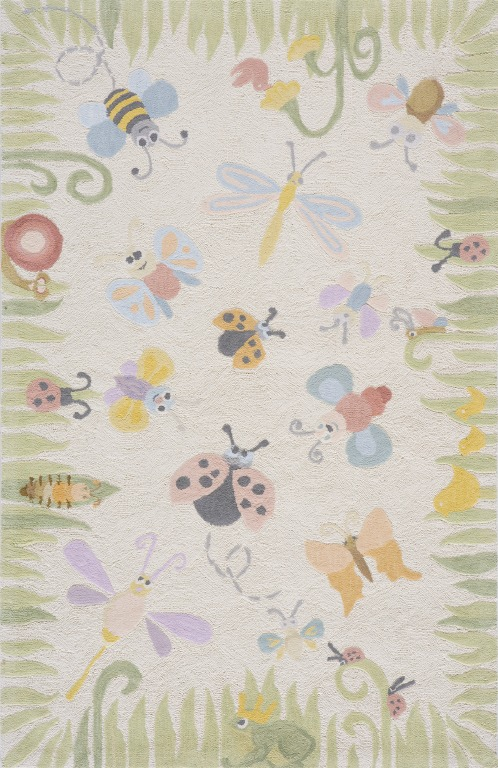 Kid's Rugs-LIL MO CLASSIC-Oriental Designer Rugs