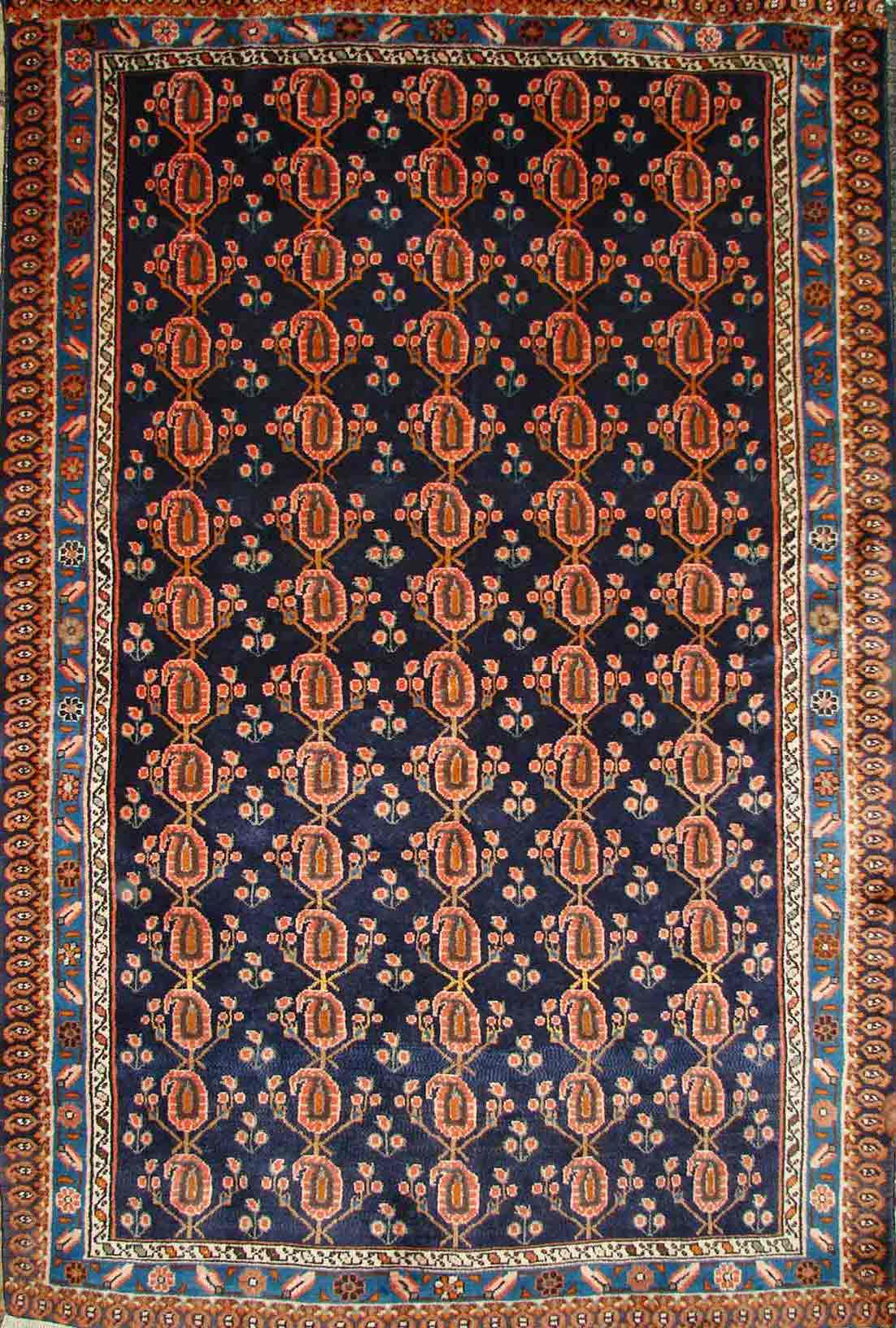 Hand Knotted Persian Rugs Amp Tribal Rugs Hamadan 0580