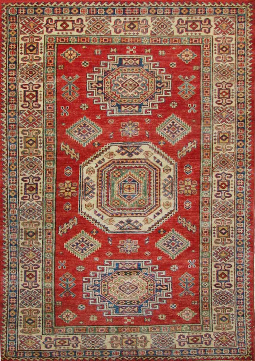 Persian & Tribal Rugs-SUPER KAZAK-Oriental Designer Rugs
