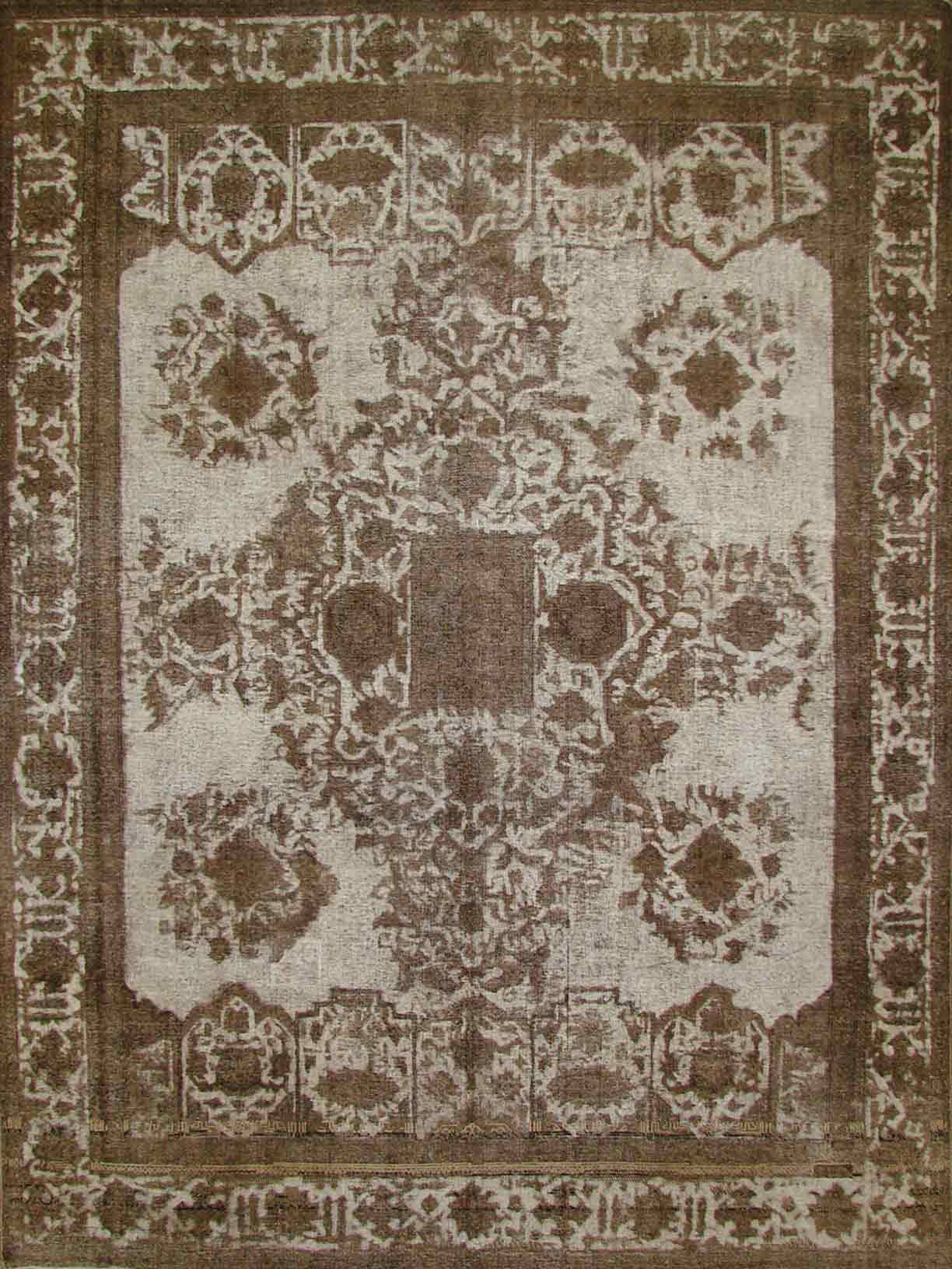 Transitional & Casual Rugs-VINTAGE-Oriental Designer Rugs