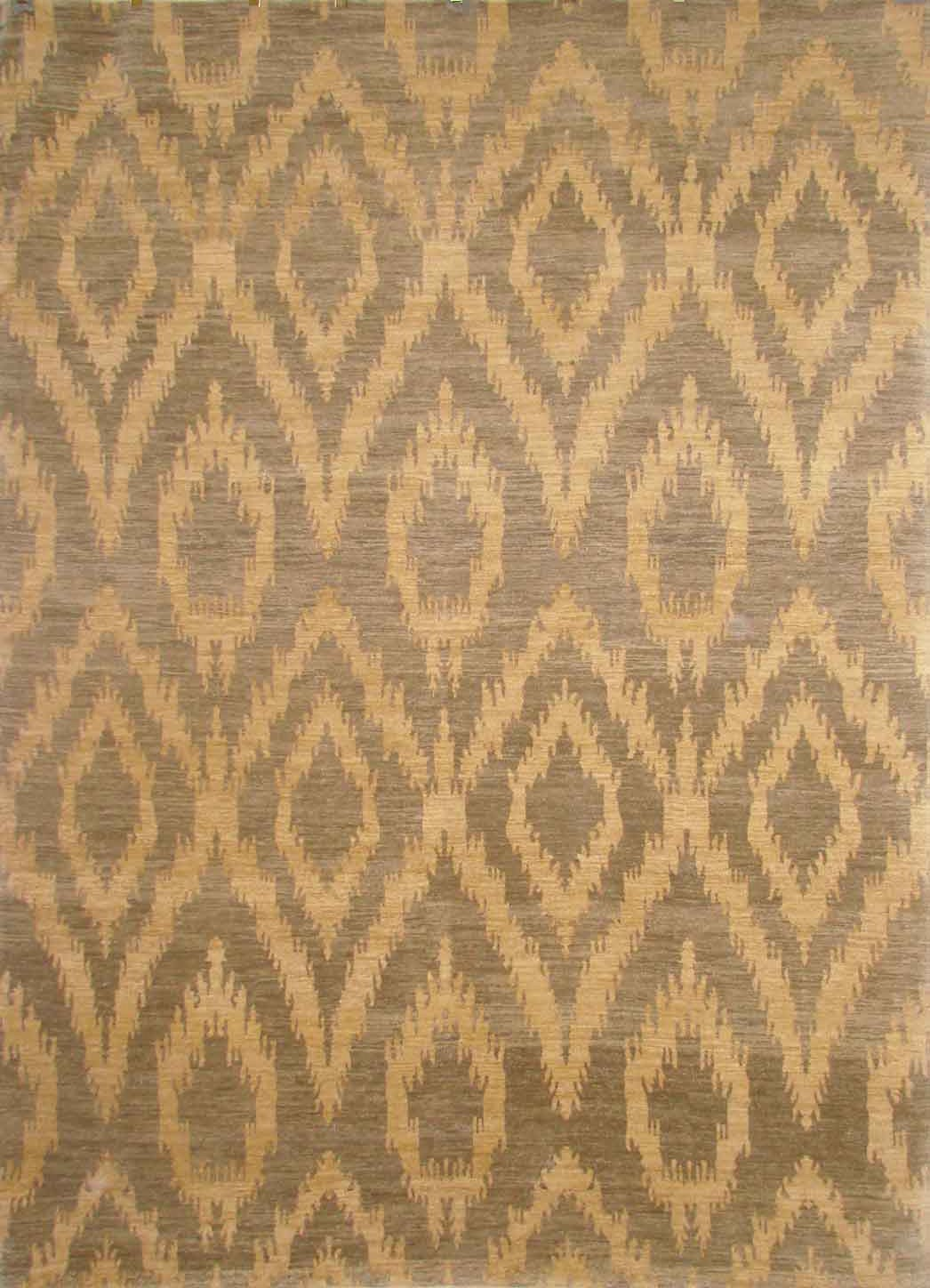 Contemporary & Modern Rugs-IKAT-Oriental Designer Rugs