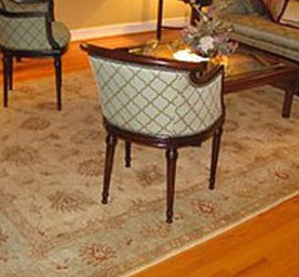 Rug Consultation & In-Home Trials