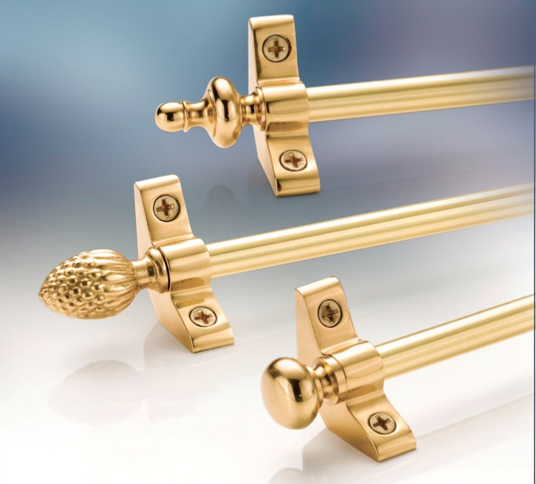 Brushed Brass Style