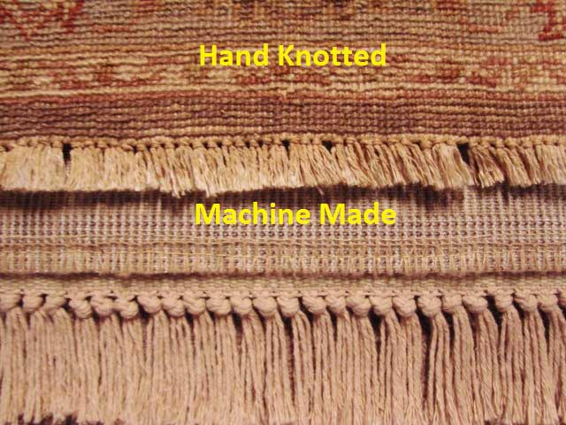 What Is The Difference Between A Hand Knotted Tufted And Machine Made Rug
