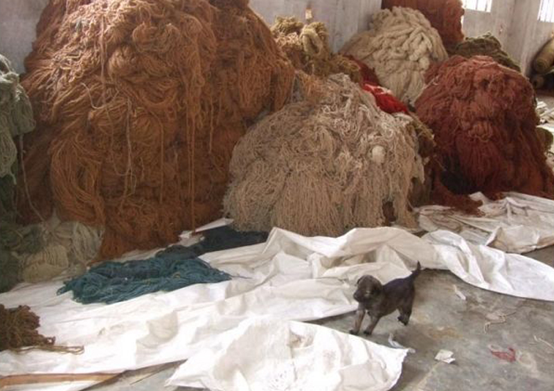 Journey Of A Rug From Raw Wool To Exquisite Piece Of Floor