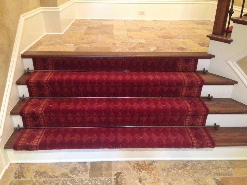 Wide Steps   RUNNER RUGS